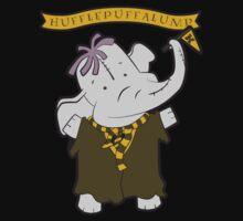 Hufflepuffalump One Piece - Long Sleeve