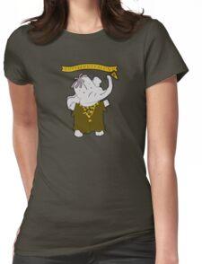 Hufflepuffalump Womens Fitted T-Shirt