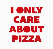 I Only Care About Pizza. Men's Baseball ¾ T-Shirt