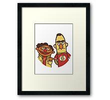 Big Bang Theory - Sheldon  Framed Print