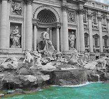 Trevi Fountain by VelocityDesigns