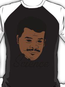 Black Science Man T-Shirt