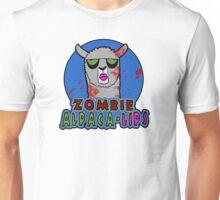 Zombie Alpaca-Lips Unisex T-Shirt