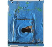 Keyhole iPad Case/Skin