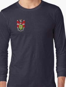 County Donegal Coat of Arms  Long Sleeve T-Shirt