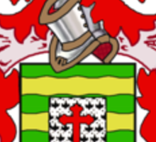 County Donegal Coat of Arms  Sticker