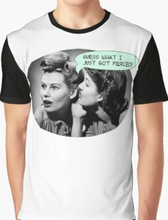 I've Got a Secret - Guess What! Graphic T-Shirt
