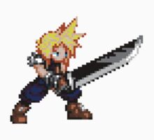 Cloud by ARareChocobo