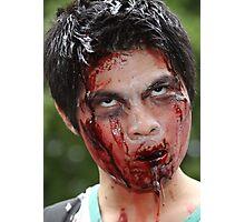 zombie walk Photographic Print