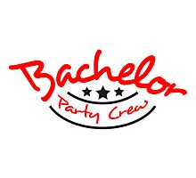 Bachelor Party Logo by Style-O-Mat