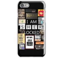 _S_H_E_R LOCKED iPhone Case/Skin