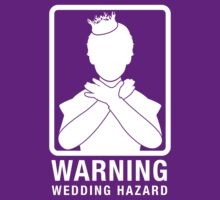 Warning: Wedding Hazard by JenSnow