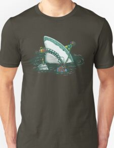 Happy Birthday Shark Unisex T-Shirt