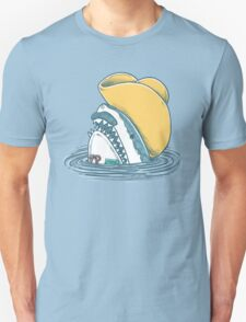 Funny Hat Shark T-Shirt