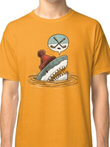 The Hockey Shark Classic T-Shirt