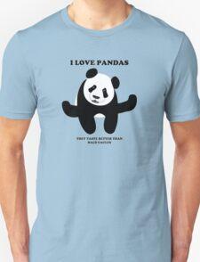 I love pandas T-Shirt