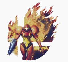 Smash Samus by Jp-3