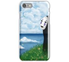 Kaonashi (No-Face)  iPhone Case/Skin