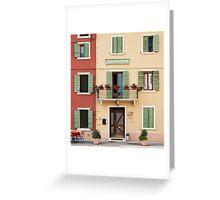 Trattoria Caprini Greeting Card