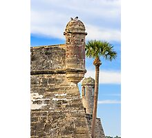 Towers of the Castillo Photographic Print