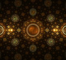 Summoner Series - Cloister of Kilika by James Headrick