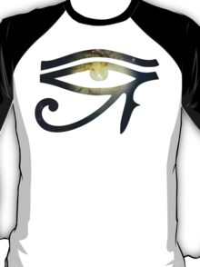 Illuminati Eye: Whirlpool Galaxy V2 | New Illuminati T-Shirt