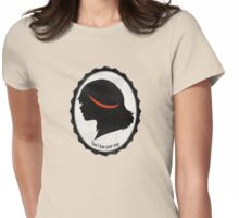 we have to be as one Womens Fitted T-Shirt