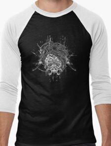Biosapien 002 Men's Baseball ¾ T-Shirt