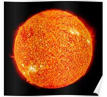 The Sun | Symbology | Fresh Universe Poster