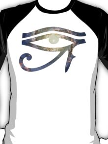 Illuminati Eye: Whirlpool Galaxy | New Illuminati T-Shirt