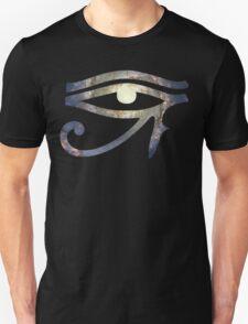 Illuminati Eye: Whirlpool Galaxy | New Illuminati Unisex T-Shirt