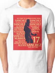 Alexis Sanchez Unisex T-Shirt