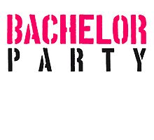 Bachelor Party by Style-O-Mat