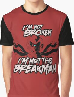 The Breakman Graphic T-Shirt