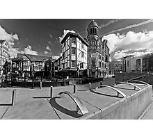 Manchester's Corn Exchange  Photographic Print