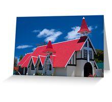 Cap Malheureuex, Mauritius Greeting Card