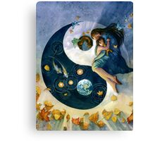 Earth in the Balance Canvas Print