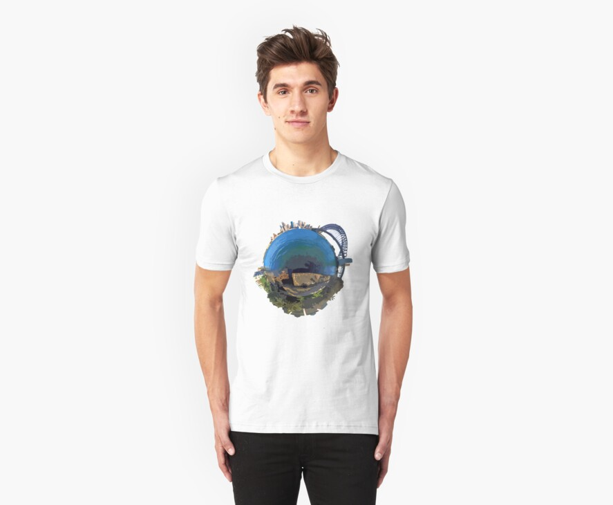 sydney-tee by planet-tees