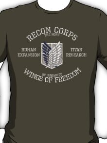 SNK Recon Corps T-Shirt