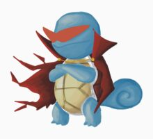 Kamina's Squirtle by LDFcorp