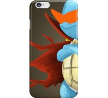 Kamina's Squirtle iPhone Case/Skin