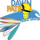 Dawn Patrol San Diego by Waves