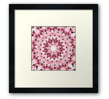 Enticement Square Three Framed Print