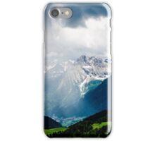 Green Storm iPhone Case/Skin
