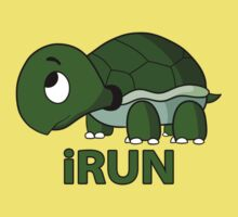 Turtle - iRUN by teezie