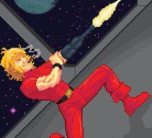 Space Adventure Cobra by Matthhaeus