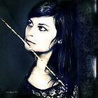 Portrait with thread... by annacuypers