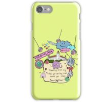 Traveling is the only thing... iPhone Case/Skin