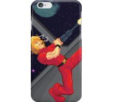 Space Adventure Cobra iPhone Case/Skin