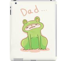 Dad iPad Case/Skin